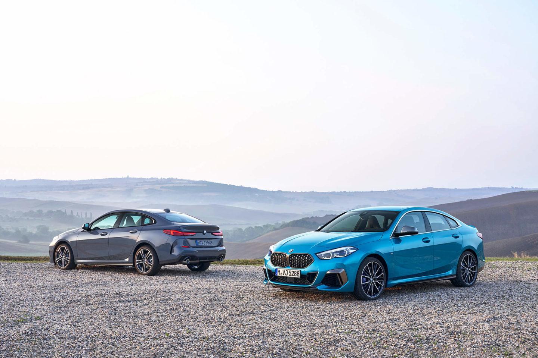 BMW M235i Gran Coupé e BMW 220d Gran Coupé