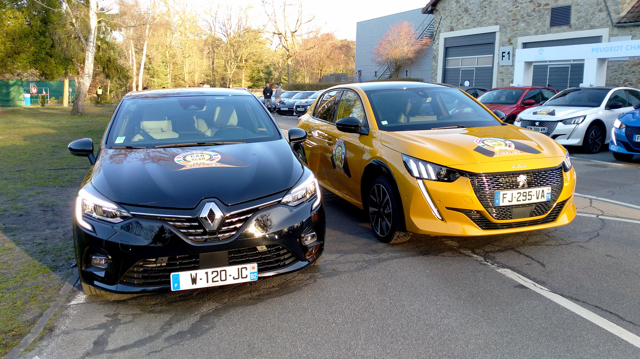 Car of the Year 2020 — Renault Clio vs Peugeot 208