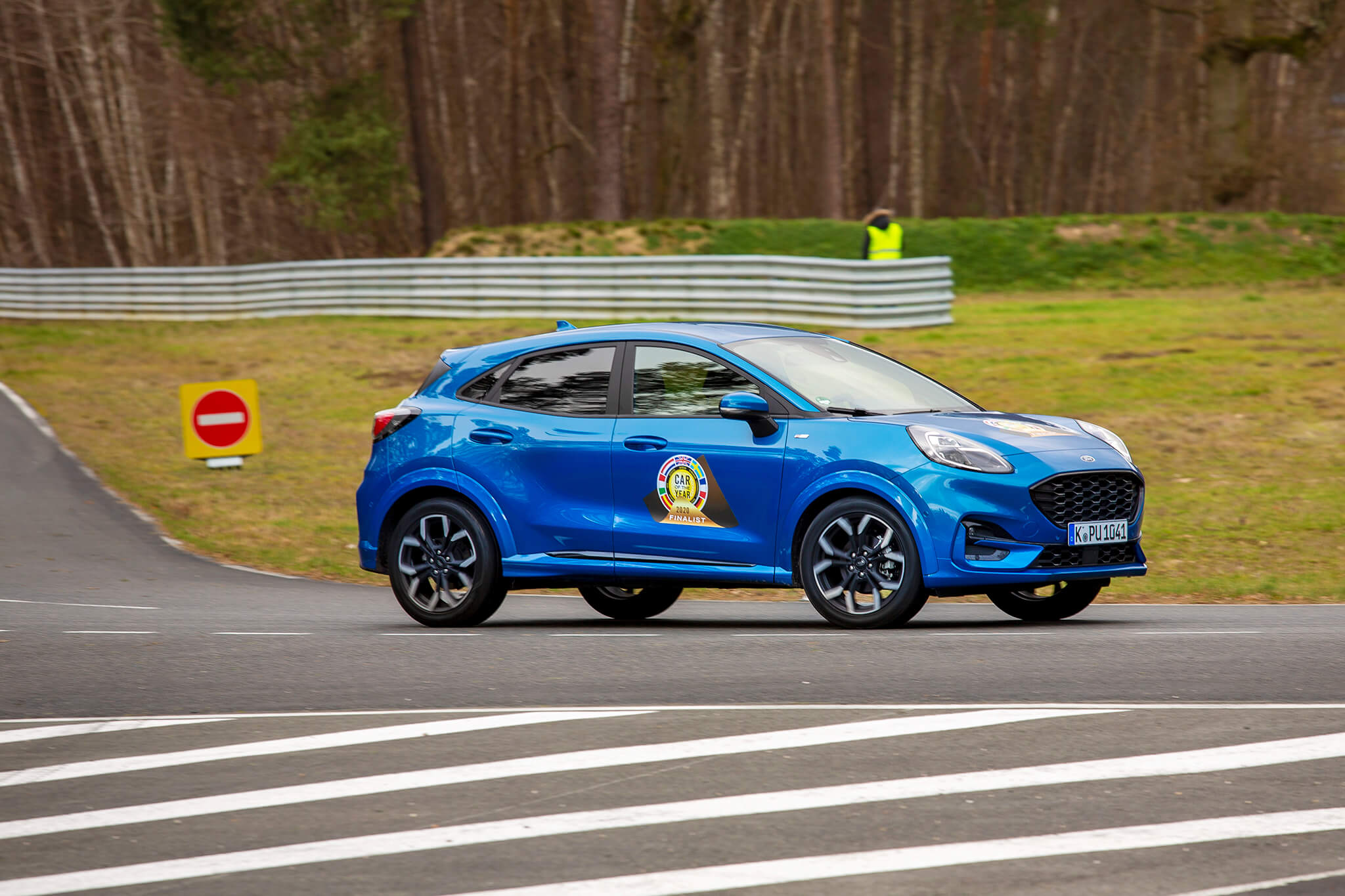 Car of the Year 2020 —Ford Puma