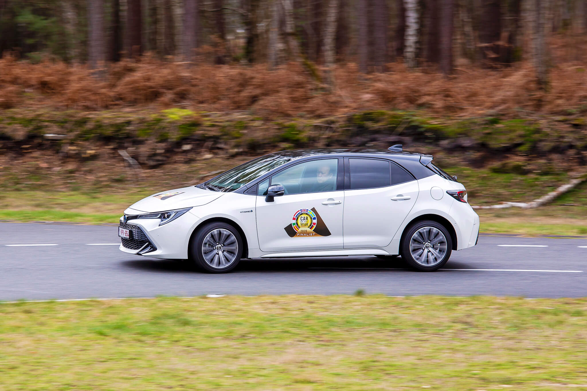 Car of the Year 2020 — Toyota Corolla