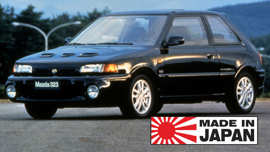 Mazda 323 GT R
