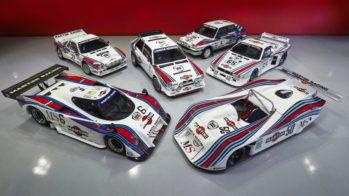 Lancia coleção