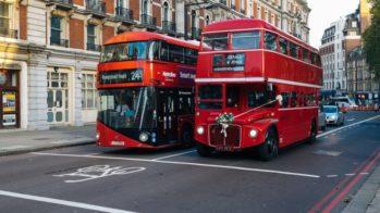 Londres autocarros