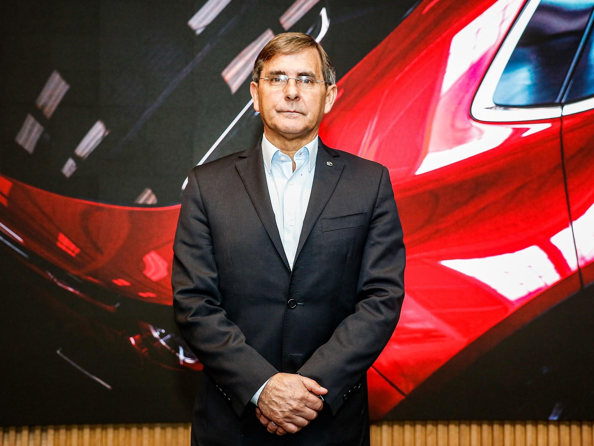 Luis Morais Mazda Portugal