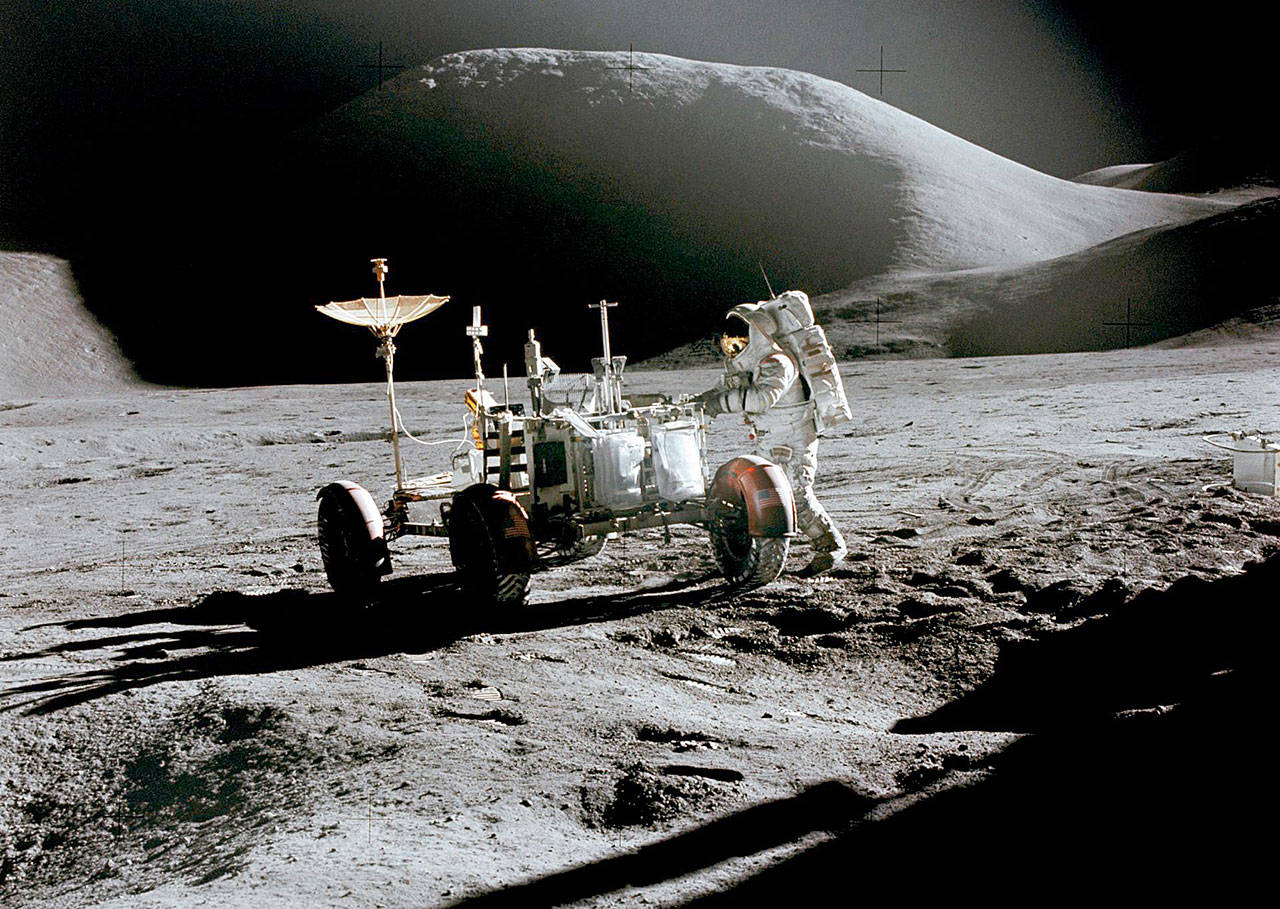 Lunar Rover Veicle