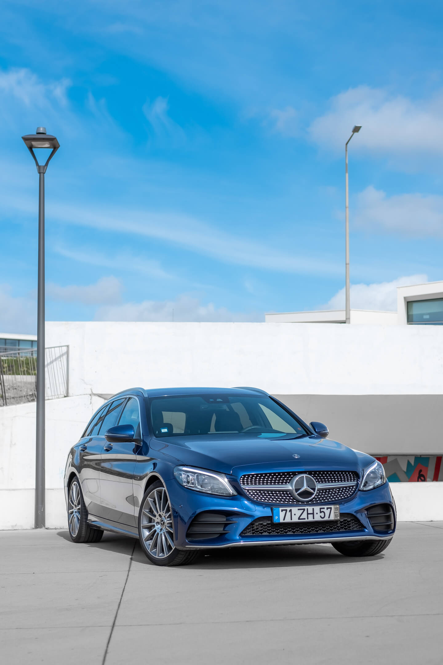 Mercedes-Benz C 300 de Station