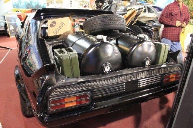 Interceptor, Mad Max, Ford Falcon XB GT