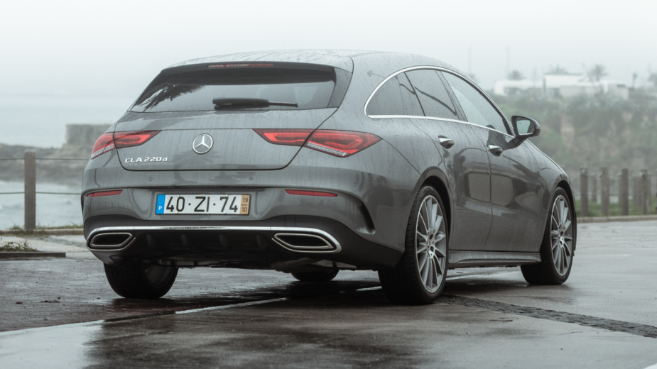 Mercedes-Benz CLA 220d Shooting Brake