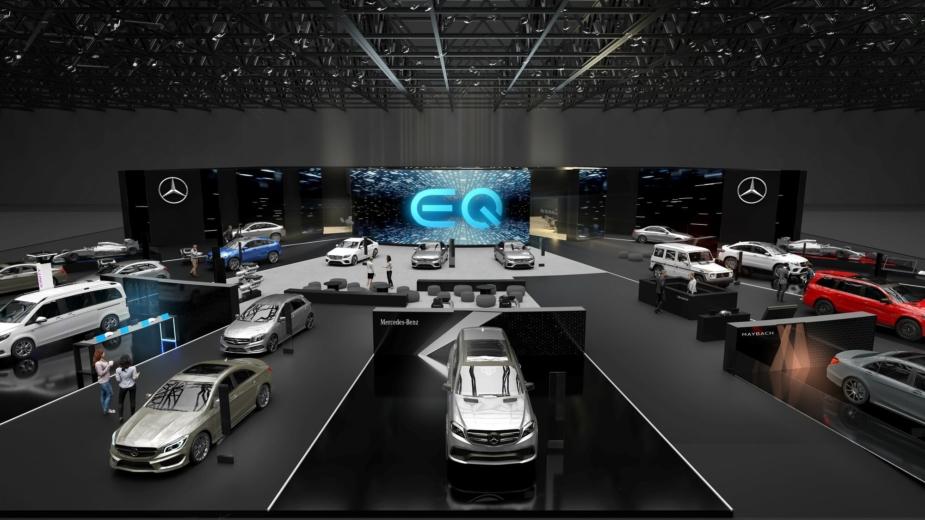 Mercedes-Benz Genebra 2020