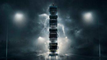 Volvo Trucks torre