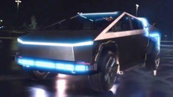 Tesla Cybertruck Regresso ao Futuro