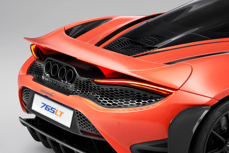2020 McLaren 765LT