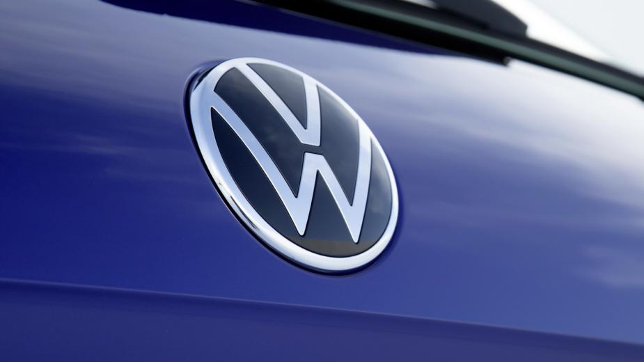 Volkswagen logótipo