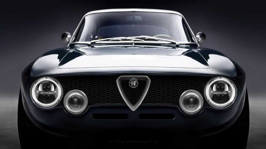 Alfa Romeo Giulia GT Junior eletrico