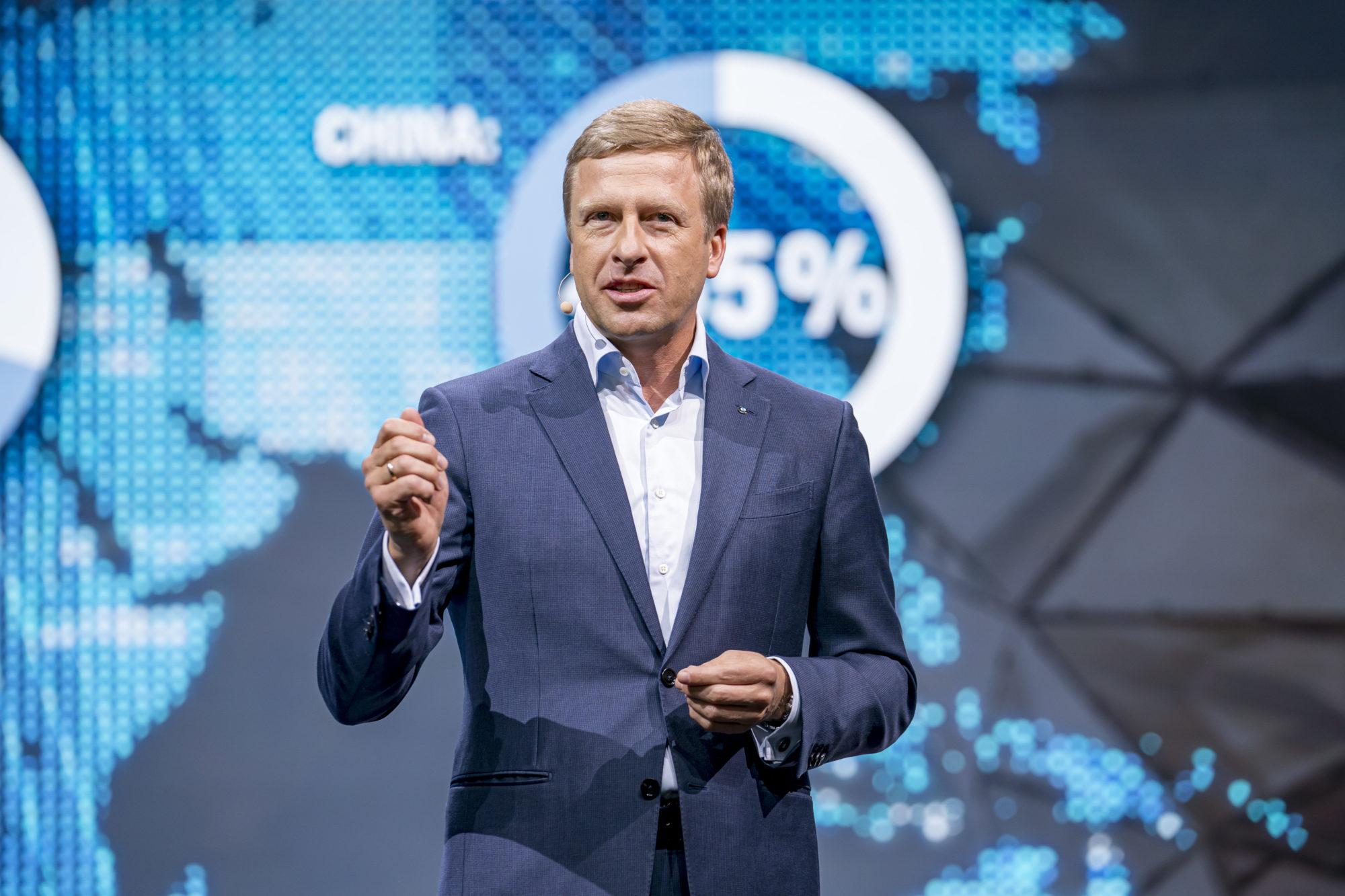 CEO BMW, Oliver Zipse