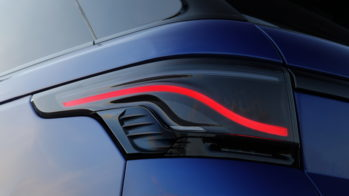 Faróis Range Rover Sport