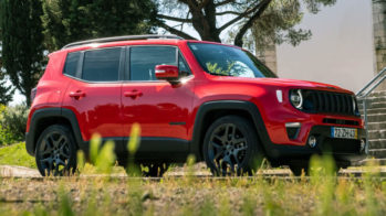 Jeep Renegade 1.3 Turbo