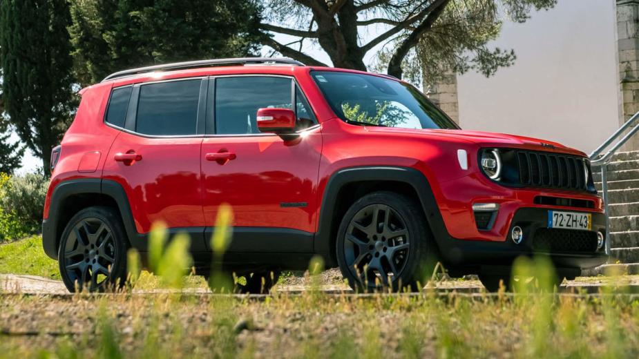 Testamos O Jeep Renegade Com O 1 3 Turbo A Gasolina Melhor Que O 1 0 Turbo