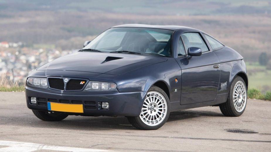 Lancia Zagato Hyena 1992