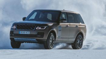 Range Rover 50 anos