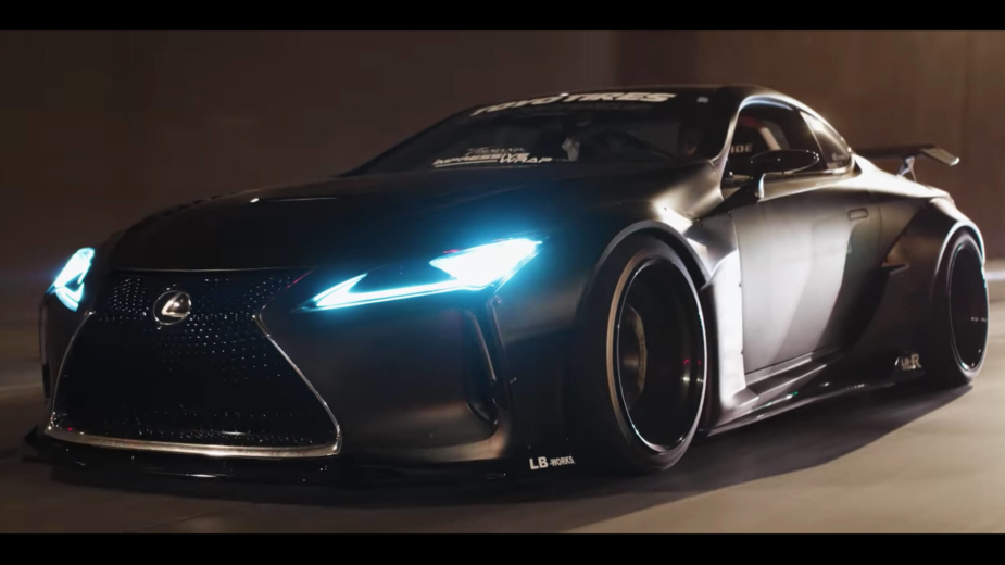 Lexus LC 500 Liberty Walk