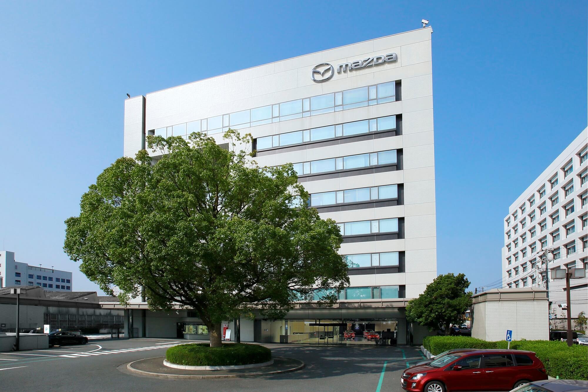 Mazda sede