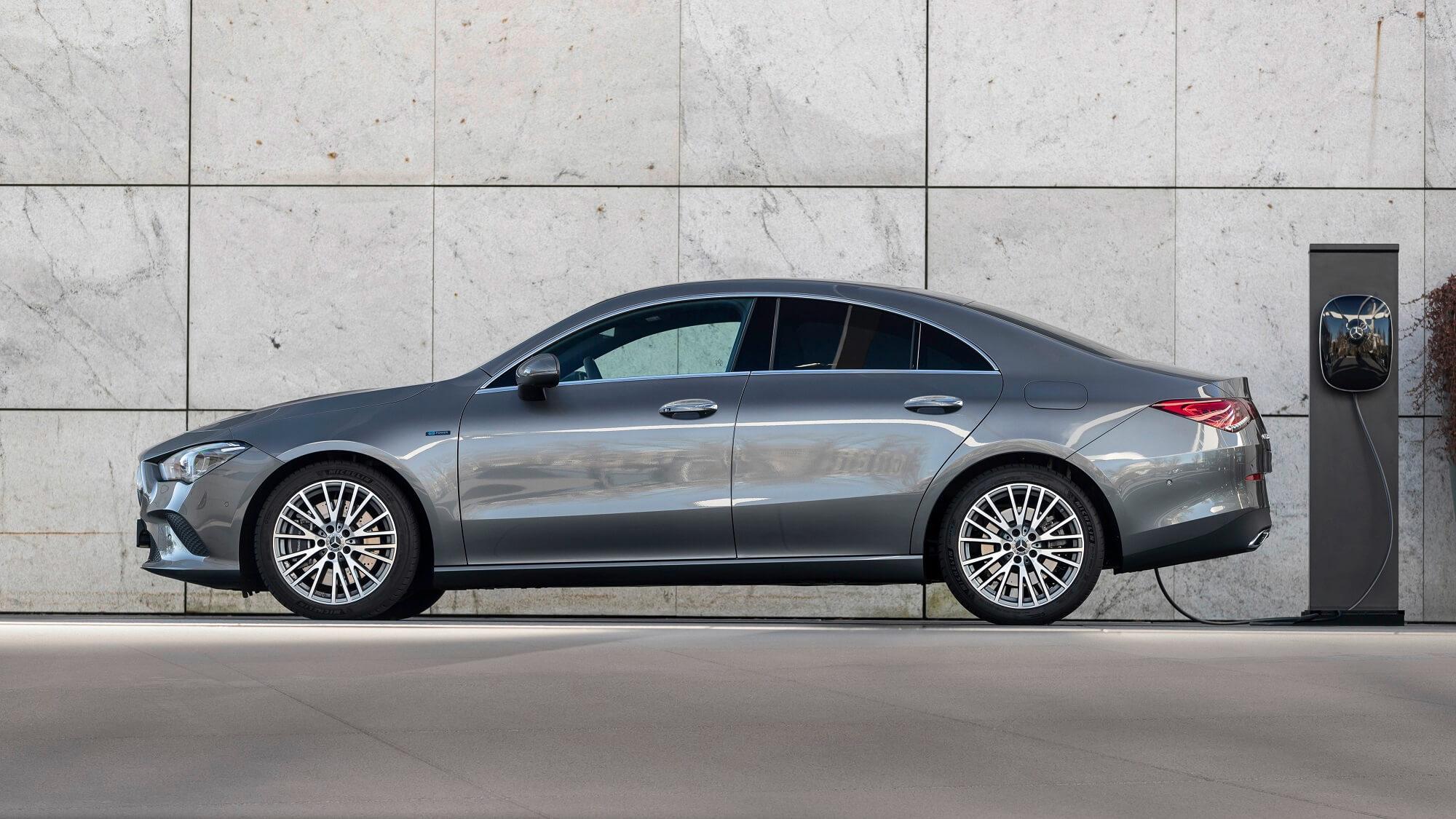 Mercedes-Benz CLA Coupé Híbrido plug-in