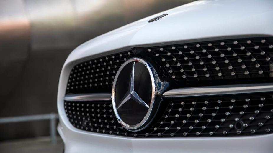 Mercedes-Benz logótipo