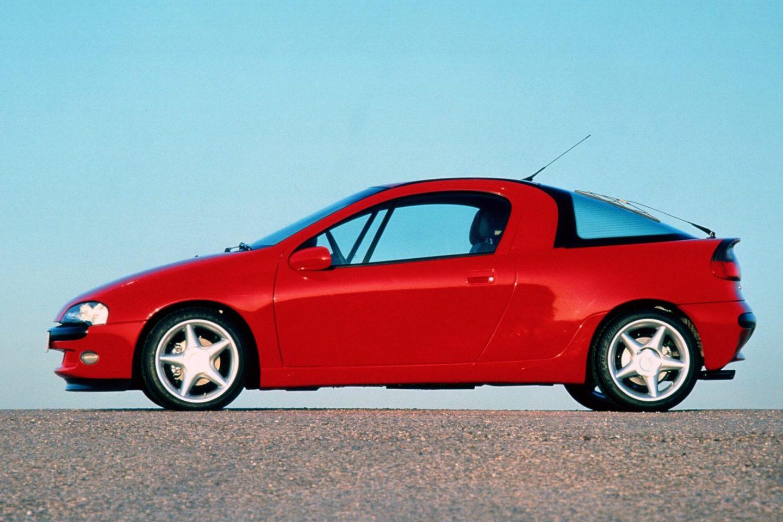 Opel Tigra Concept