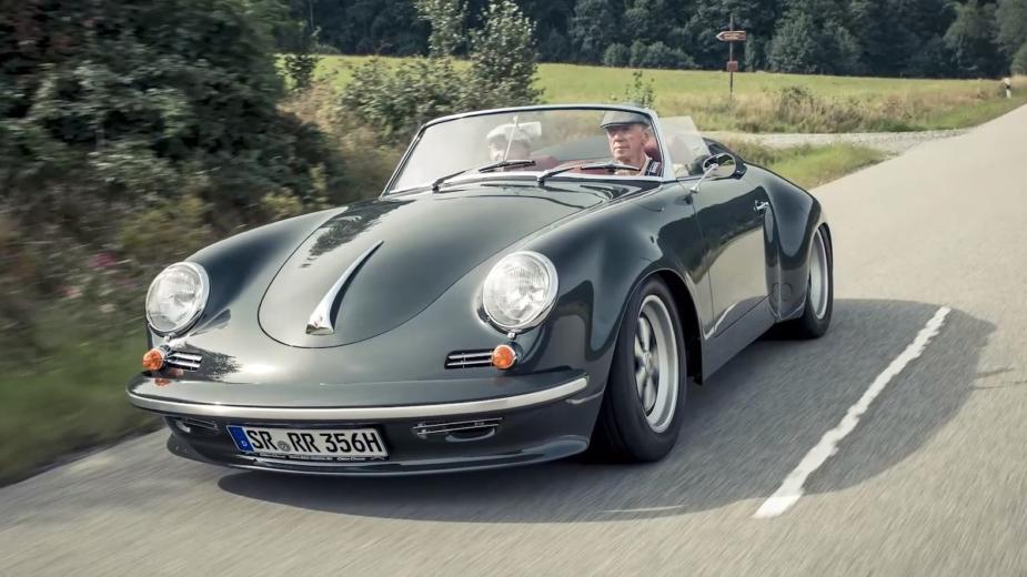 Walter Röhrl, Porsche 356 3000 RR