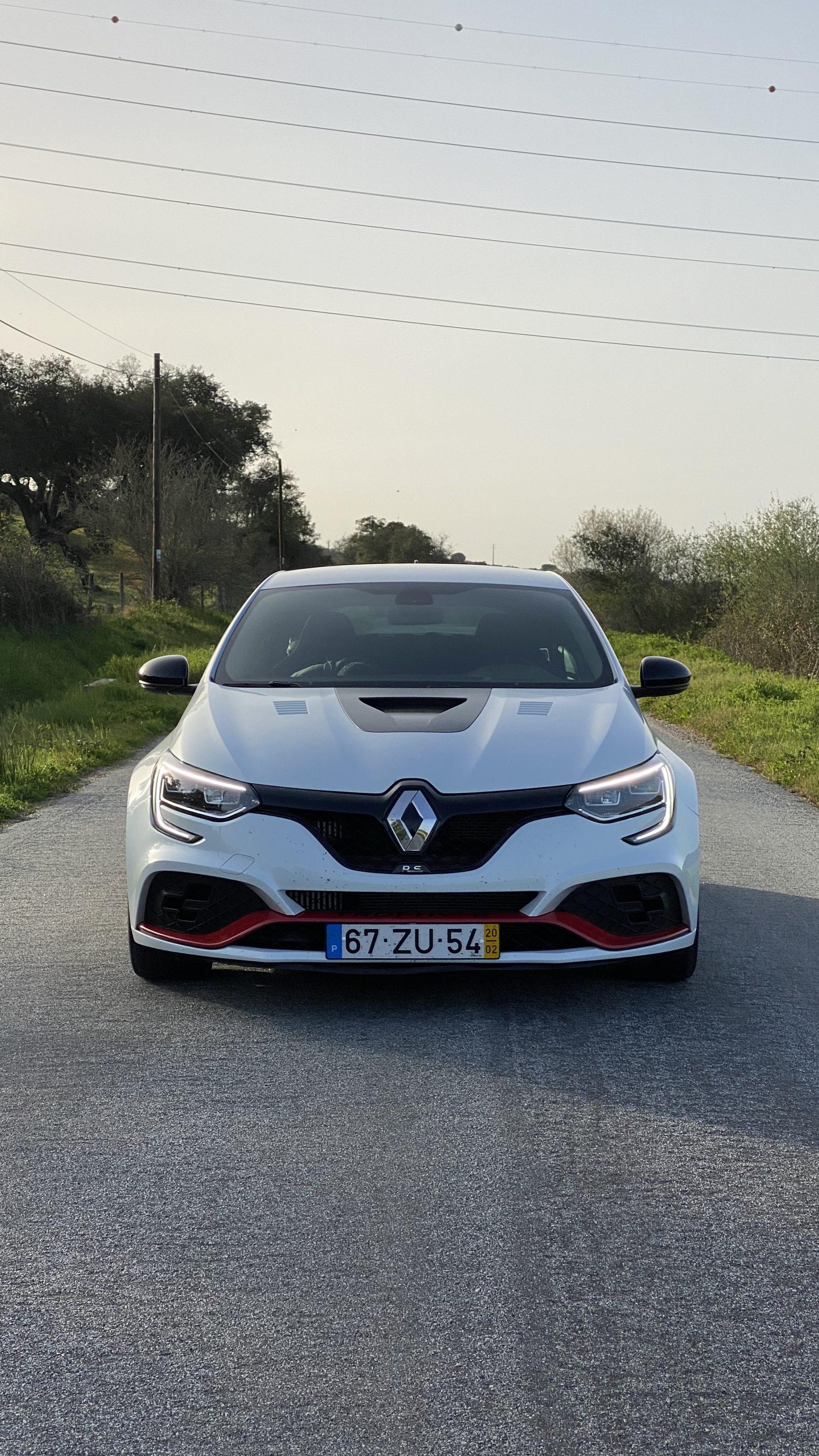 Renault Megane Rs Trophy R 2