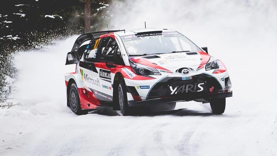 Toyota Yaris WRC