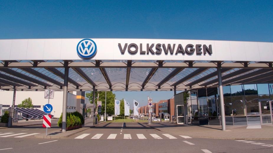 Volkswagen fábrica Zwickau