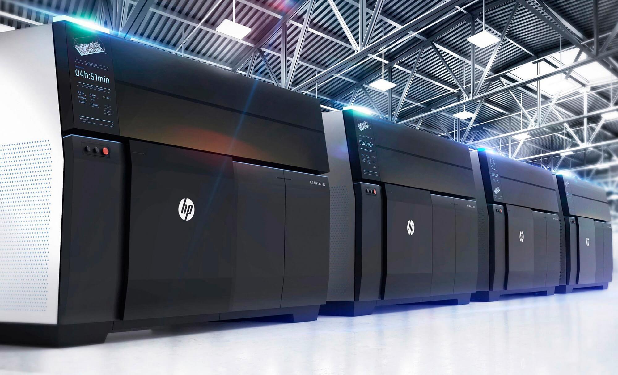 Volkswagen impressoras 3D