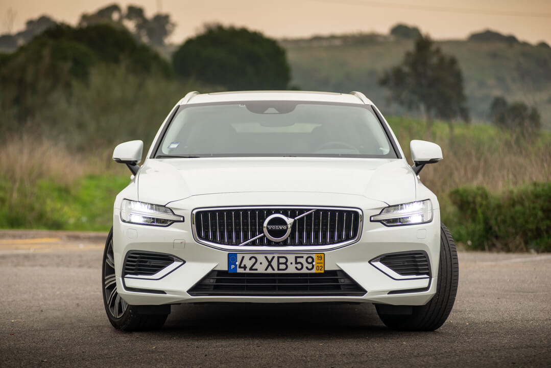 Volvo V60 T8 Inscription Twin Engine AWD