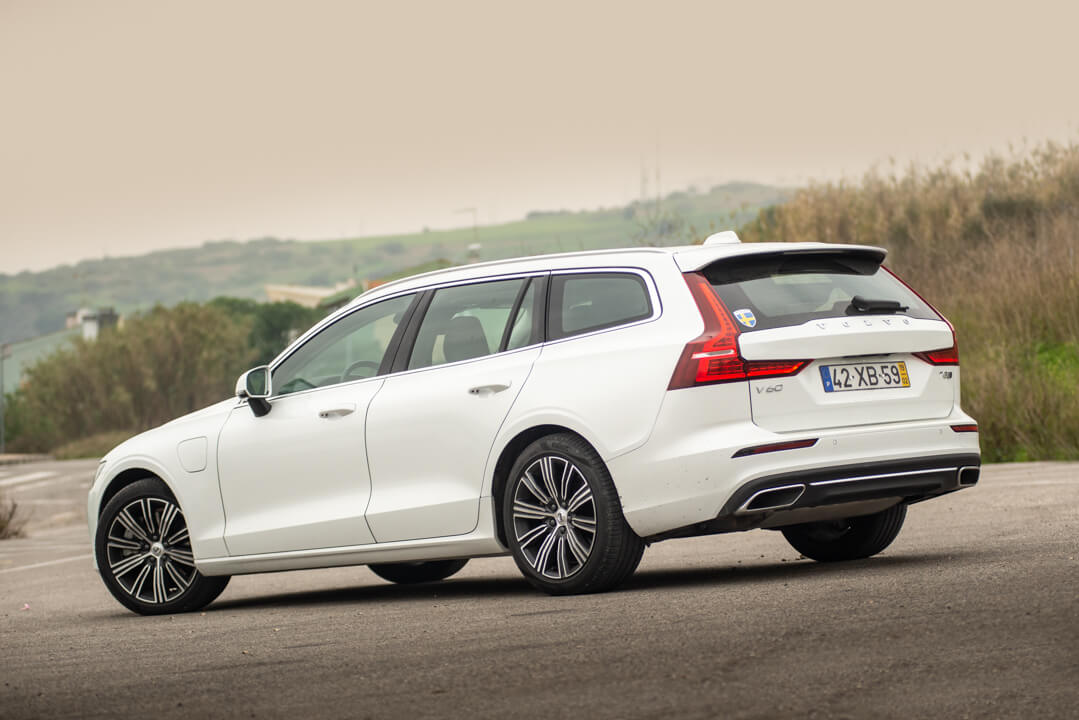 Volvo V60 T8 Inscription Twin Engine AWD-18