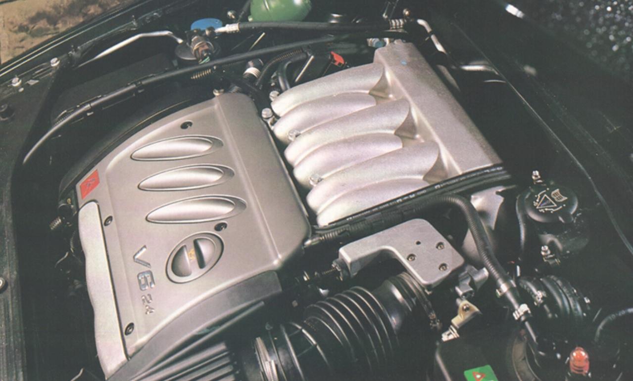motor xantia v6
