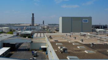 fábrica da Ford em Almussafes Espanha