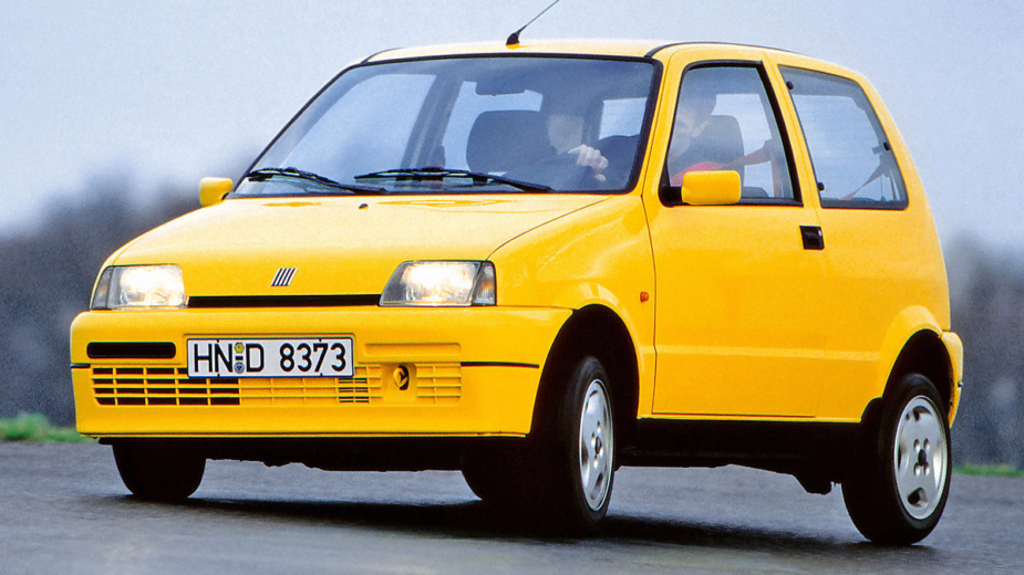 Fiat Cinquecento Sport