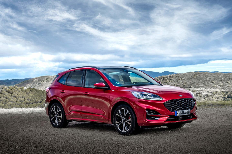 Novo Ford Kuga Em Portugal Com Versoes Hibridas Plug In E Mild