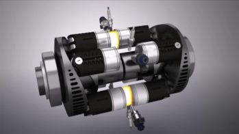 INNengine Motor 1S ICE — motor a um tempo
