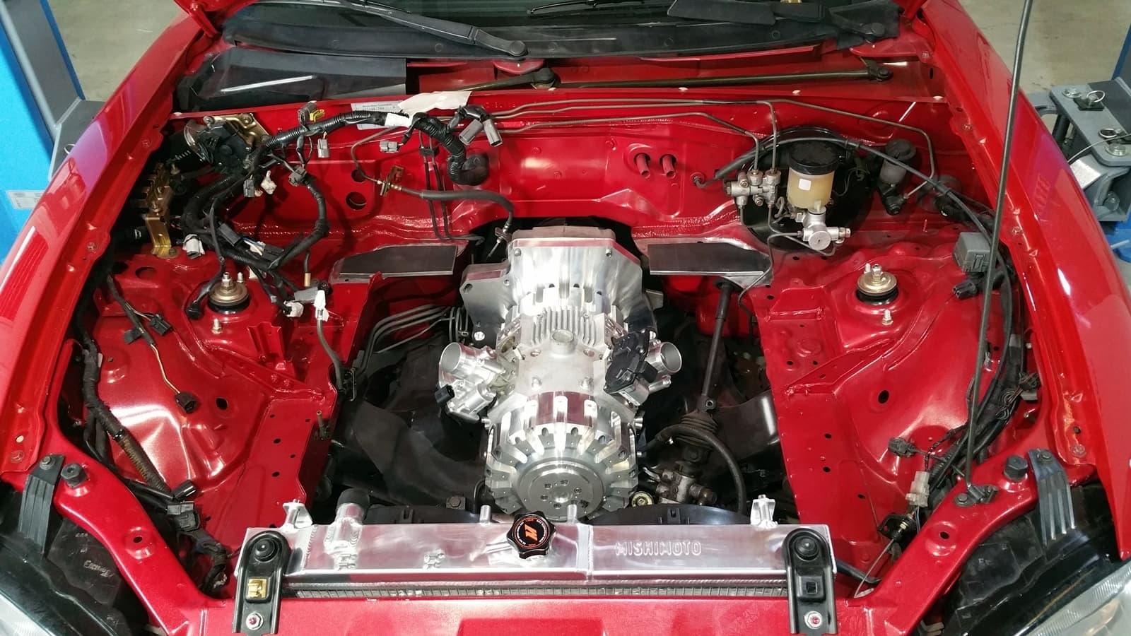 INNengine: motor a 1 tempo num Mazda MX-5