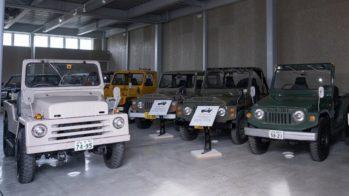 suzuki jimny museum