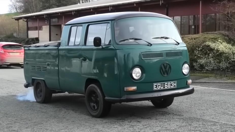 Volkswagen Cybertruck
