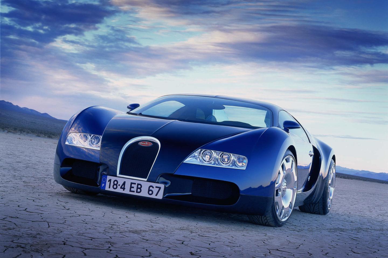 Bugatti EB 18/4 Veyron