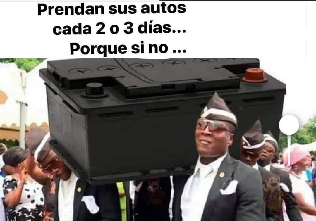 Bateria meme
