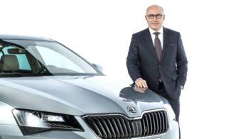 Bernhard Maier, CEO da Skoda