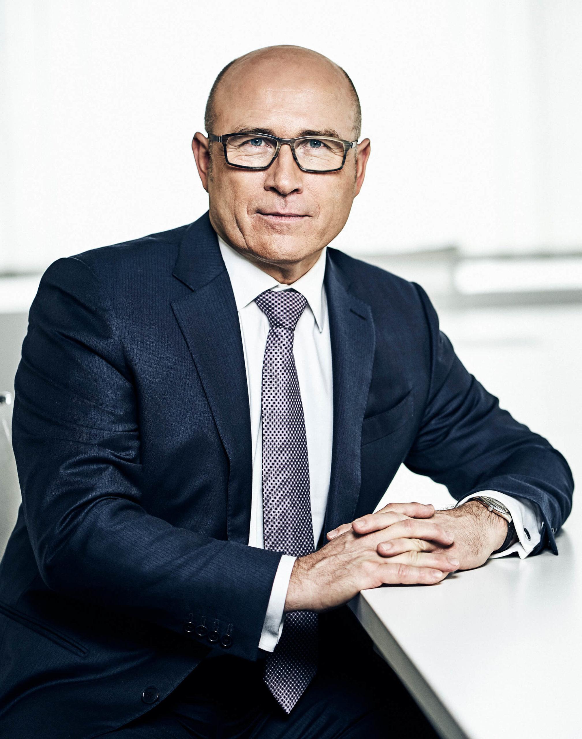 Bernhard Maier, CEO Skoda