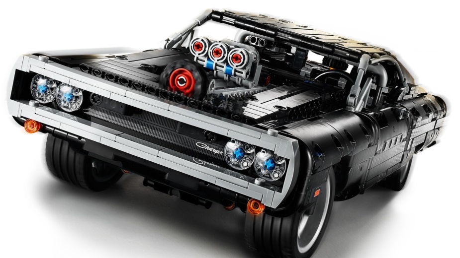 Dodge Charger Lego