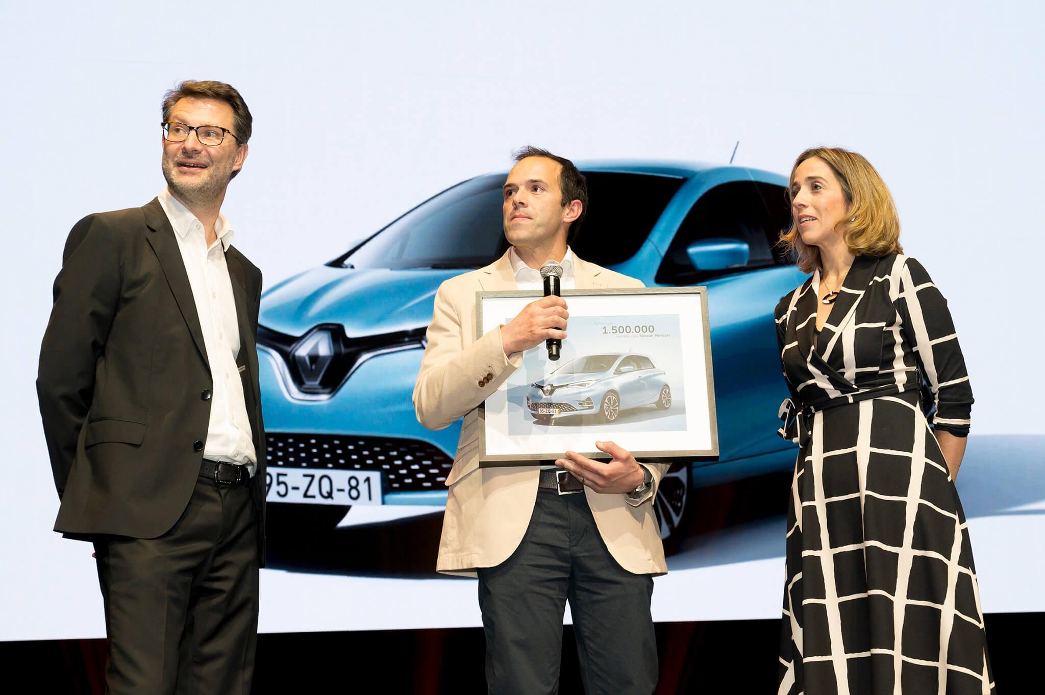 Gala Renault 40 anos